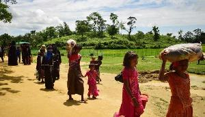 रोहिंग्या मुस्लिमों के साथ साथ म्यांमार के बौद्धों पर भी मणिपुर की नजर
