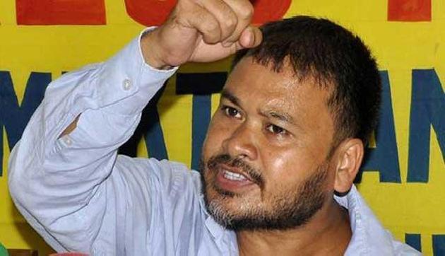 अपनी शाख बचाने के लिए अखिल पर राजद्रोह का आरोप लगा रही है सोनोवाल सरकार-माकपा