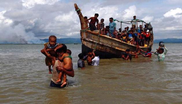 रोहिंग्या मुस्लिमों को रोकने के लिए भारत-म्यांमार सीमा असम राइफल्स की 8 कंपनियां तैनात
