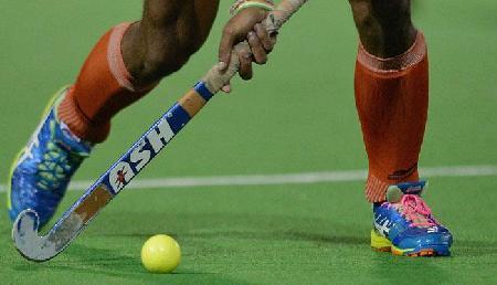 उत्तम सिंह की हैट्रिकः उत्तर प्रदेश ने मणिपुर को 9-1 से हराया