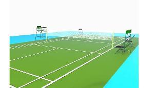 इंटर स्टेट महिला टेनिस चैंपियनशिप: छत्तीसगढ़ ने मिजोरम को 2-1 से हराया