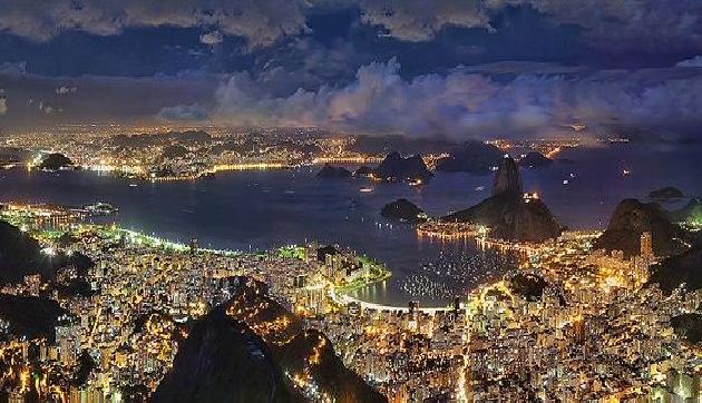 ये है फुटबॉल के दीवानों का शहर, इसे कहते हैं रियो डी जेनेरो