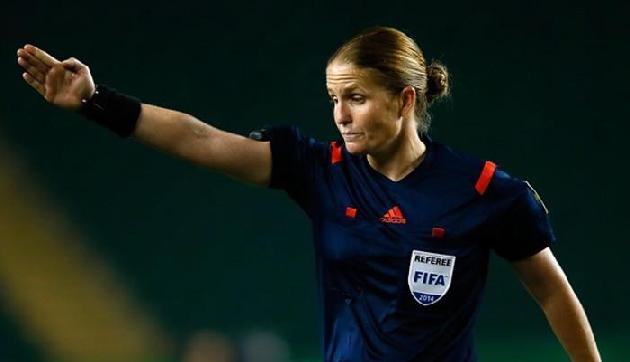 फीफा यू-17 विश्व में स्ताउबली पहली महिला रेफरी