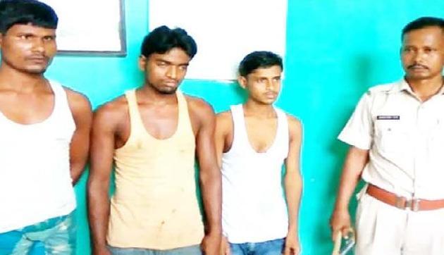 पुलिस को मिली बड़ी सफलता, डकैती के 24 घंटे के अंदर आरोपी गिरफ्तार