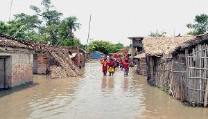 छट पर्व के पहले बिहार के बाढ़ पीड़ितों के लिए भेजी राहत सामग्री
