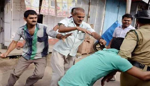 त्रिपुरा में भाजपा-माकपा कार्यकर्ताओं की झड़पें,  25 घायल