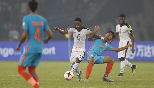 घाना से हार के साथ भारत का विश्वकप सफर समाप्त