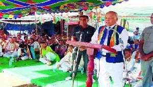मणिपुर: कांग्रेस की मांग,केन्द्र व एनएससीएन के फ्रेमवर्क एग्रीमेंट का खुलासा हो