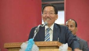 मुख्यमंत्री पवन चामलिंग ने रखी एथनिक केंद्र की आधारशिला