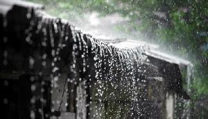 पिछले 24 घंटे में मेघालय सहित देश के कई राज्यों में हुई बारिश
