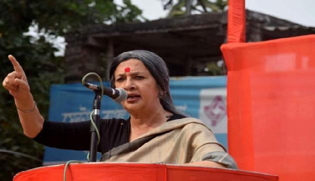 त्रिपुरा हिंसा पर बोली बृंदा, हिंसा भड़काने की कोशिश कर रही है BJP