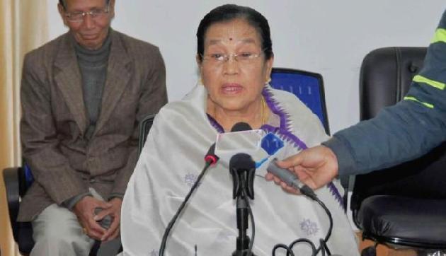मणिपुरः पद्म पुरस्कार विजेता ने लगाया भाजपा सरकार पर भेदभाव का आरोप