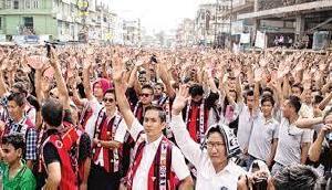 नागालैंड विधानसभा चुनावः अपनी किस्मत आजमाएंगे 195 उम्मीदवार