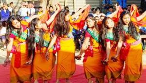 मणिपुर में दिखी उत्तराखंडी लोक संस्कृति की मनमोहक छटा