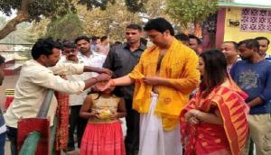 विरोधियों को साथ लेकर चलेंगे, पार्टी के नहीं सबके मुख्यमंत्री बनेंगे: बिप्लव कुमार