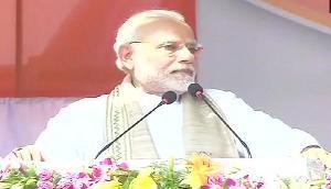 त्रिपुरा के सपनों को साकार करने में केंद्र करेगा पूरी मदद: प्रधानमंत्री मोदी