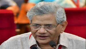 भाजपा का 'विरोधीमुक्त भारत' का सपना पूरा नहीं होगा: येचुरी