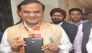 असम के वित्तमंत्री ने पेश किया 2,149 करोड़ के घाटे का बजट