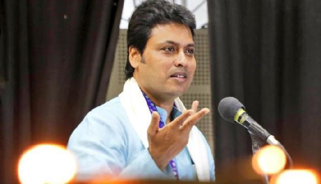 मुख्यमंत्री देब ने की त्रिपुरा विश्वविद्यालय को विश्वस्तरीय बनाने की अपील