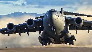 अरुणाचल में लैंड हुआ सी-17 ग्लोबमास्टर, जानिए इसकी खासियत