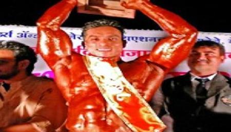 मिस्टर इंडिया बनने के लिए 25 मार्च को गुवाहाटी के मैदान में उतरेंगे विजय