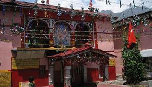 आने वाले प्रलय का संकेत दे रहा है उत्तराखंड का नरसिंह मंदिर