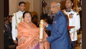 पद्मश्री से सम्मानित हुई मणिपुर की सुबादानी देवी, भाजपा सरकार ने किया था भेदभाव