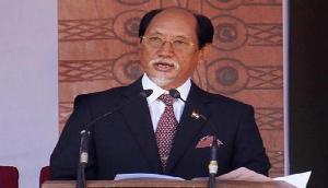 मुश्किल से बनी भाजपा गठबंधन की सरकार,मुख्यमंत्री इस्तीफा देने को तैयार