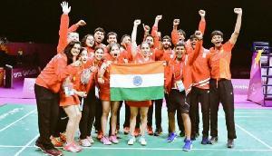 राष्ट्रमंडल खेलः भारतीय बैडमिंटन खिलाड़ियों ने किया कमाल, सोनोवाल ने दी बधाई