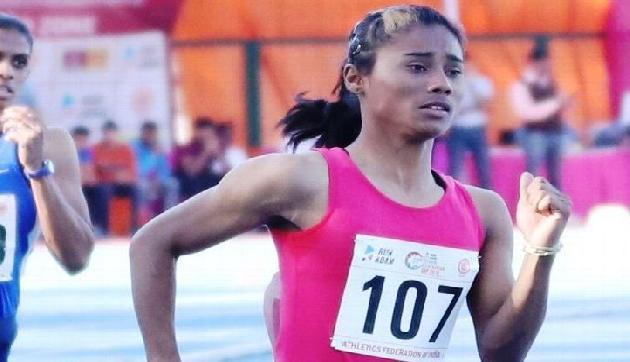 राष्ट्रमंडल खेल: महिलाओं की 4 गुना 400 मीटर स्पर्धा के फइानल में हिमा सहित सभी भारतीय हारे