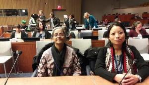 UK के वार्षिक कार्यक्रम के छाई नागालैंड की ये महिला