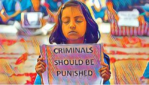 नागालैंड : बालिका से बलात्कार मामले में फांसी की सजा देने की मांग