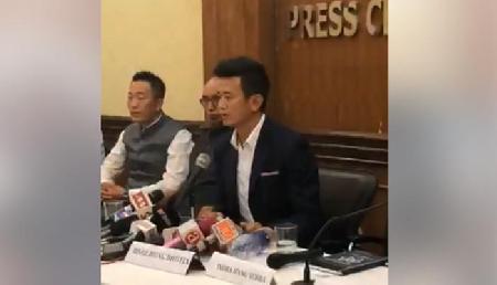 ममता का साथ छोड़कर बाइचुंग भूटिया ने बनाई अपनी राजनीतिक पार्टी 'हमरो सिक्किम'