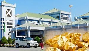 इंफाल हवाई अड्डे पर तस्कर गिरफ्तार, करीब 42 लाख रुपए का सोना जब्त