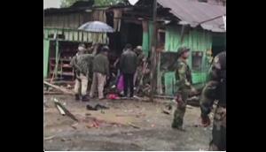 मणिपुर IED ब्लास्ट में BSF के दो जवान शहीद, एक नागरिक की मौत