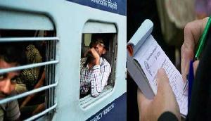 ट्रेन में बिना टिकट यात्रा करने वालों की अब खैर नहीं