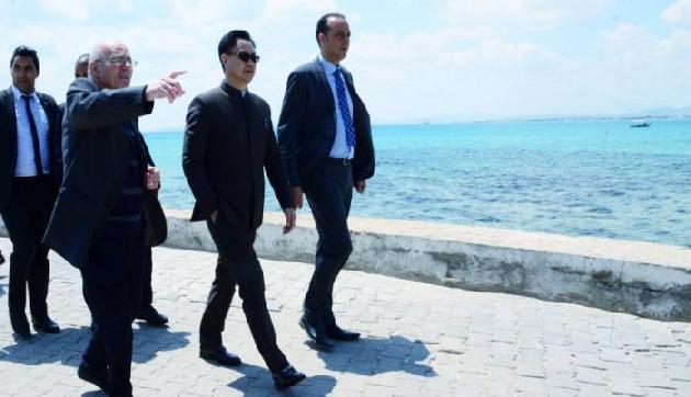 ट्यूनीशिया में भव्य स्वागत से भाव-विभोर हुए किरेन रिजिजू, कह दी एेसा बात