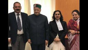 मणिपुर हाईकोर्ट की पहली महिला मुख्य न्यायाधीश गुजरात मानवाधिकार आयोग की अध्यक्ष