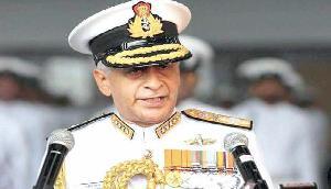 पूर्वोत्तर के तीन राज्यों के दौरे पर नौसेना प्रमुख, पहली बार किया मिजाेरम का दौरा
