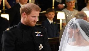 प्रिंंस हैरी ने अपनी पत्नी में शादी पूछा कुछ ऐसा, सुनकर लोग हो गए हंस हंसकर पागल