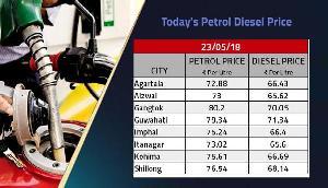 फिर रिकॉर्ड स्तर तक पहुंचे Petrol-diesel के दाम, 100 रुपए तक पहुंच सकती हैं कीमत