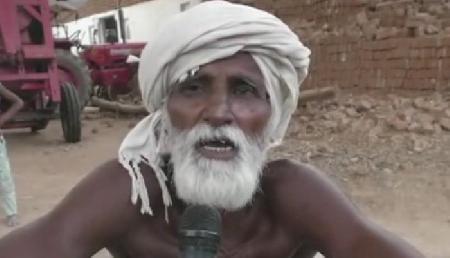 दशरथ मांझी से कम नहीं है 70 साल का यह शख्स, ढाई साल में अकेले खोद दिया कुआं