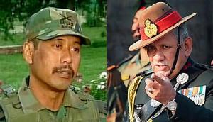 इस बार बुरे फंसे मेजर गोगोई, सेना कर सकती है कार्रवाई, आर्मी चीफ ने दिया ये बयान