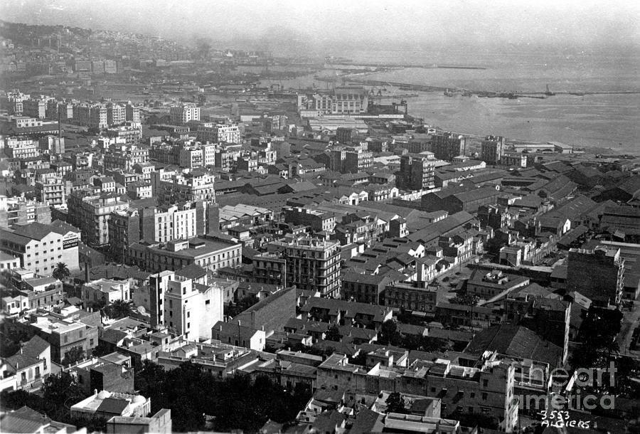 Algiers những năm 1930.