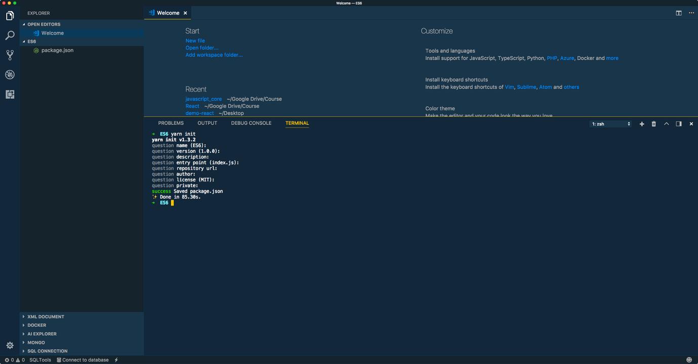 Tích hợp Prettier với ESLint trên Visual Studio Code