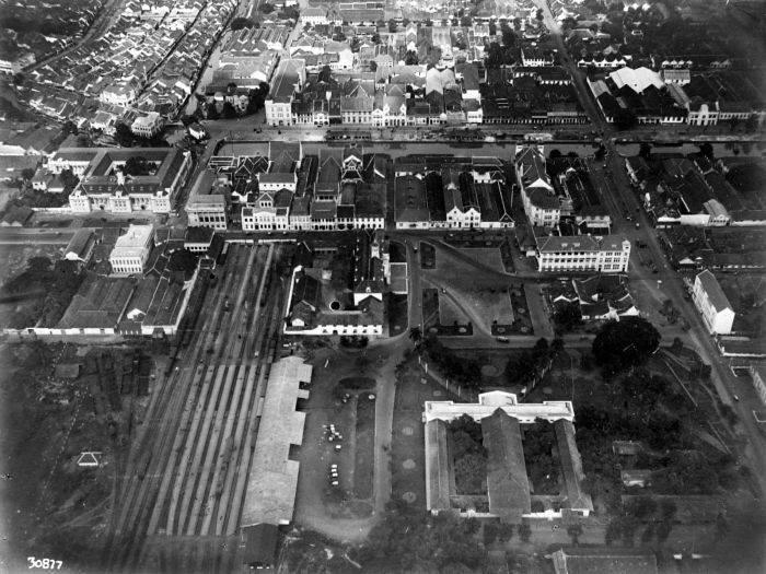 Batavia những năm 1930.