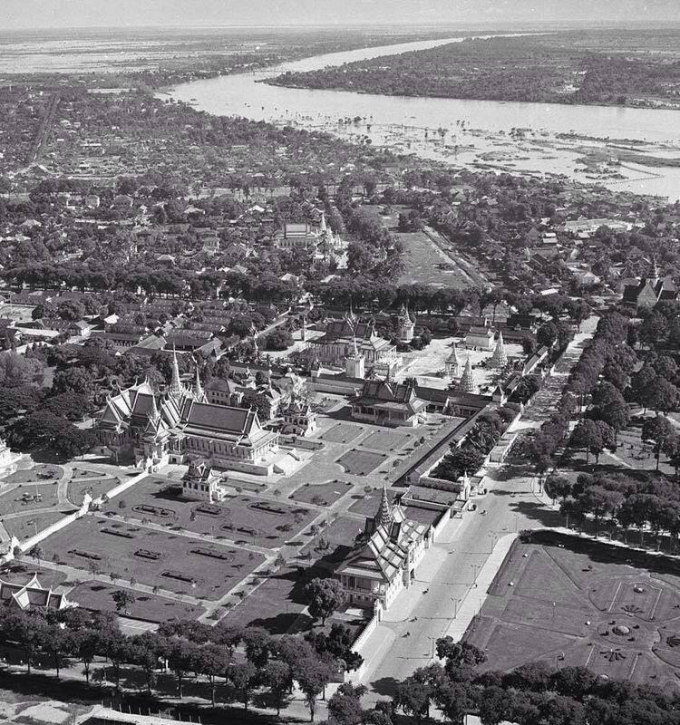 Phnom Penh những năm 1930.