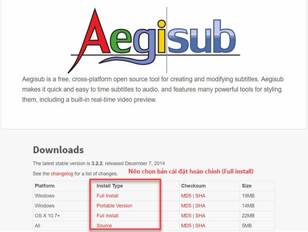 SOSUB Hướng dẫn làm phụ đề] #3: Cơ bản về phần mềm AegiSub