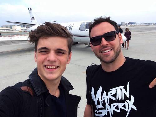 Martin và Scooter