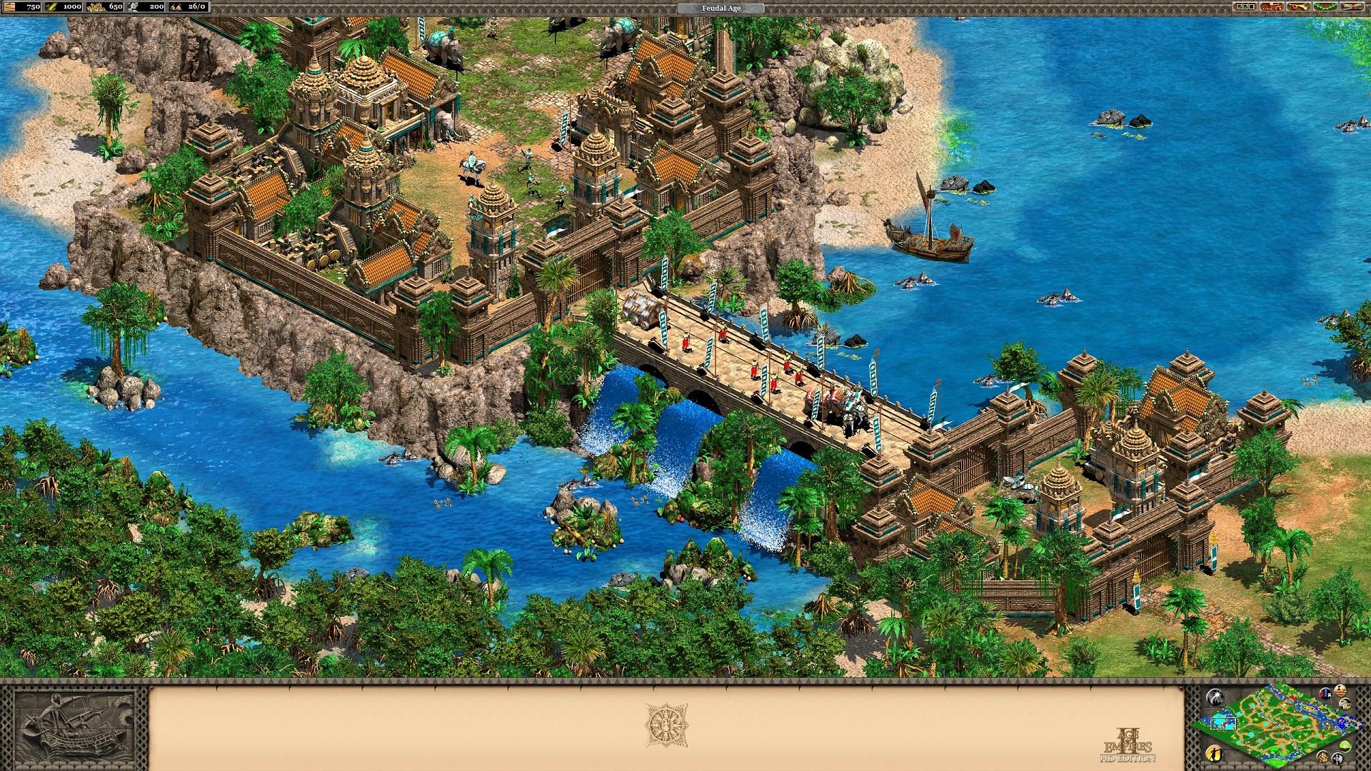 Tự hào Sử Việt, Lê Lợi xuất hiện trong game Age of Empires II HD: Rise of  the Rajas